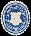 Siegelmarke Gemeindeamt Neudau pol. Bezirk Hartberg, Steiermark W0319648.jpg