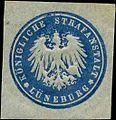 Siegelmarke Königliche Strafanstalt - Lüneburg W0245663.jpg