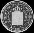Siegelmarke Kreis- und Landes-Kommunal-Verband Ratzeburg Herzogthum Lauenburg W0361806.jpg