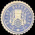 Siegelmarke Stadt Hofgeismar W0310328.jpg
