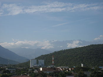 Sierra Nevada de Santa Marta - Valledupar