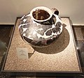 Sighnaghi Museum. Clay pot from Magharo. 2nd millennium BC.jpg
