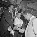 Sight Seeing , Harry Belafonte , opdracht De Telegraaf, Bestanddeelnr 916-4073.jpg