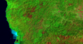 Silver Fire, 30 July 1988, Landsat 5, bands 642.tif