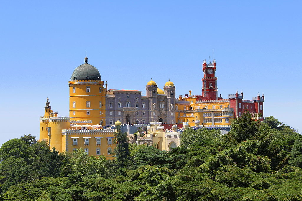 Sintra - Palacio da Pena (20332995770)