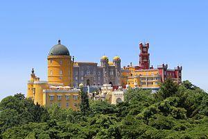 Pena Palace - The Pena Palace