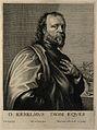 Sir Kenelm Digby. Line engraving by R. van Vorst, 1646, afte Wellcome V0001585.jpg