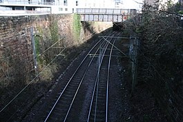 Site of Finnieston railway station - February 2011.jpg