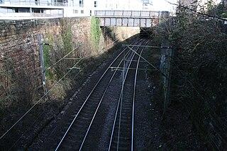 Finnieston railway station