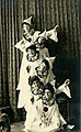 Six Olympia Opera Company members Dated Dec 1903 (SAYRE 12965).jpg