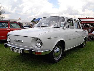 100 (Mk1) - Škoda