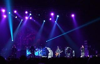Apocalyptic Love World Tour