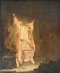 Slaughtered Ox