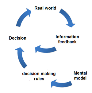 Mental model - Single-loop learning