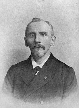 El erudito holandés Snouck Hurgronje.