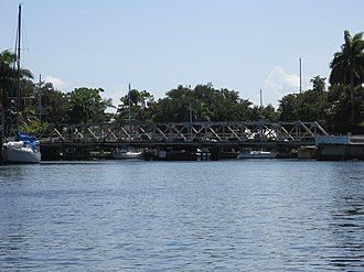 Snow-Reed Swing Bridge - Image: Snow read swing bridge