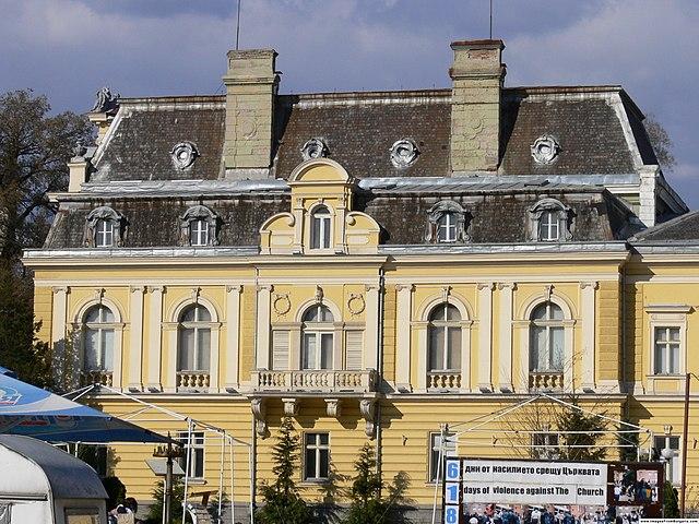 Galería de Arte Nacional de Bulgaria_5