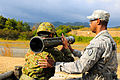 Soldiers and Defense Force members share weapons knowledge 121029-Z-LQ368-053.jpg