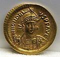 Solido di onorio, 408-423 dc., castantinopoli.jpg