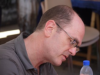 Charles Burns (cartoonist) - Charles Burns at the 2009 Comic Strip Festival of Sollies Ville, France, 2009