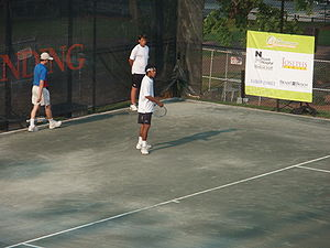 Somdev Devvarman Playing In Kennedy Funding In...