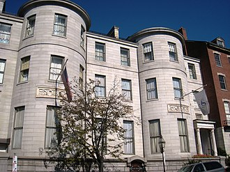 Somerset Club - Somerset Club, 42–43 Beacon Street