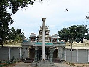 Mulbagal - Someshvara temple, Mulabagilu