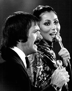 Sonny Bono - Sonny and Cher, 1976
