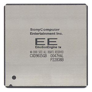 Emotion Engine - Sony Emotion Engine CPU