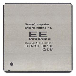 Emotion Engine Playstation 2 CPU