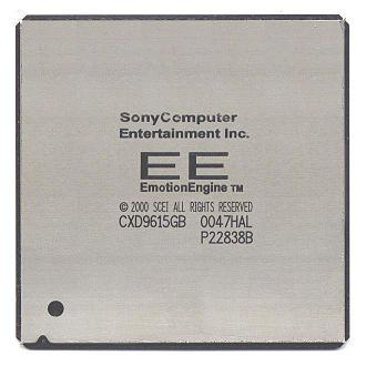 Emotion Engine - Sony Emotion Engine CPU