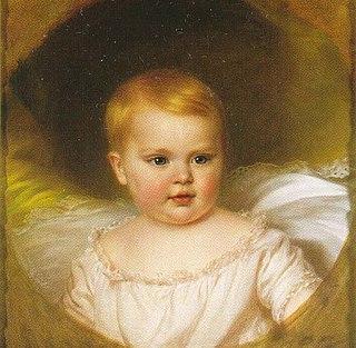 Archduchess Sophie of Austria (1855-1857)