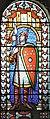 Southover, St John the Baptist Church, Gundrada Chapel William de Warenne window.jpg