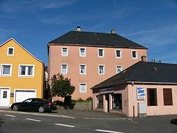 Denkmalgeschützte Gebäude in Sparneck