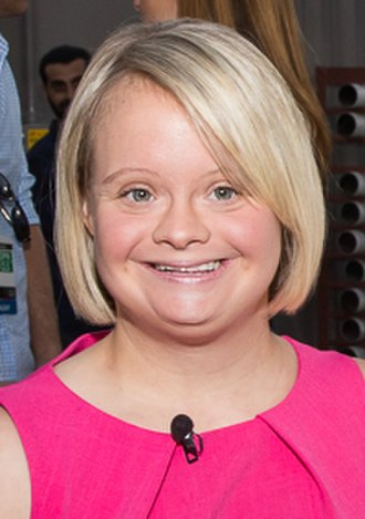 Lauren Potter - Lauren Potter celebrating the opening ceremony of the LA 2015 Special Olympics at the Coliseum.