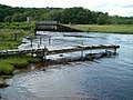 Spillway and jetty - geograph.org.uk - 200339.jpg
