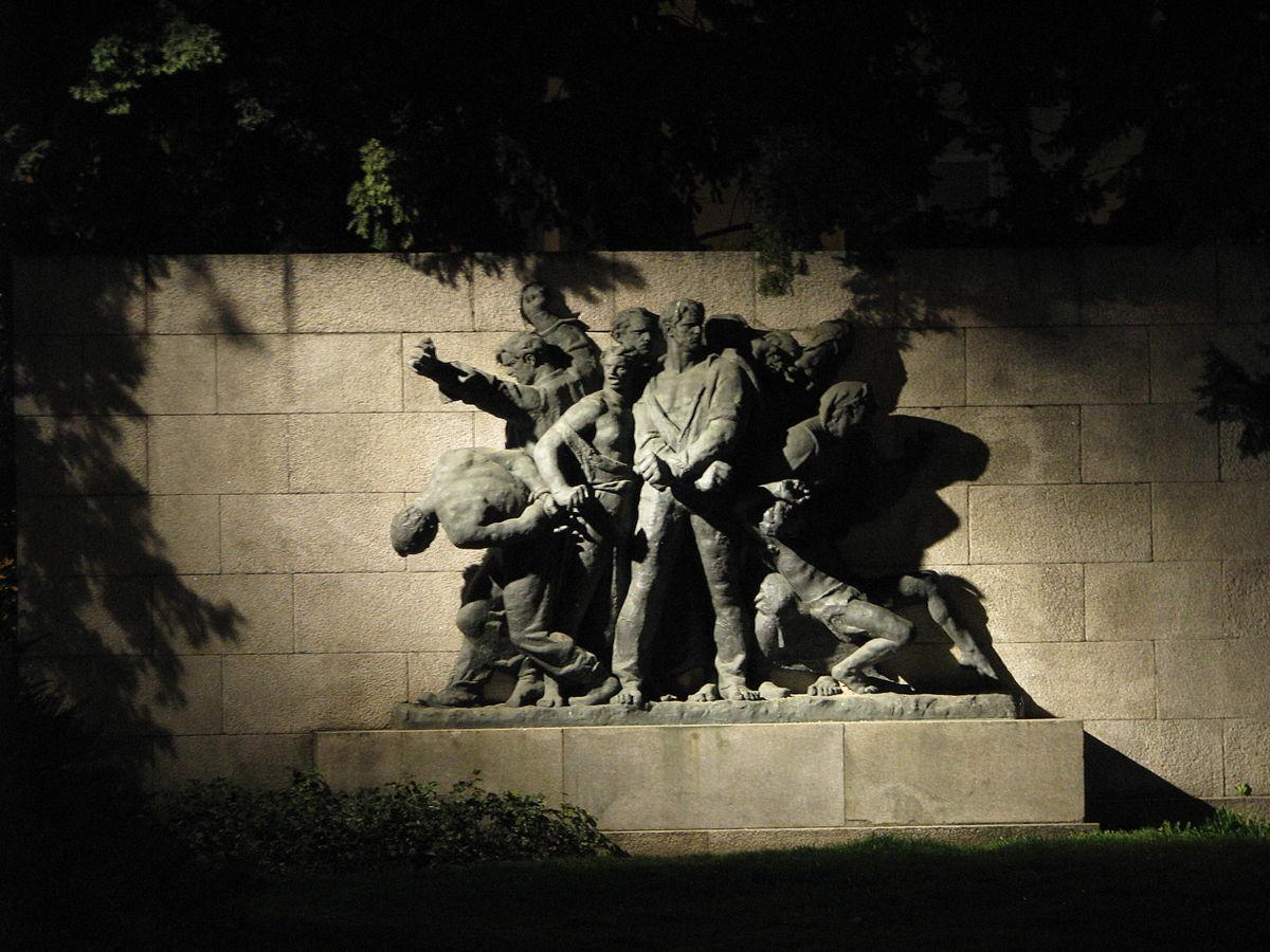Datoteka Spomenik Strijeljani Frano Krsinic Jpg Wikipedija