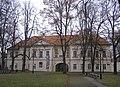 Sportovní střelnice - spolkový dům ostrostřelců, restaurace (Staré Město), Praha 1, Střelecký ostrov 336, Staré Město.JPG