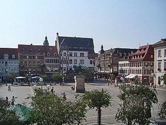 Landau - Landau's Rathausplatz