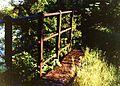 Sredzka KD. Zdziechowice Babin, most na doplywie Moskawy, 18.6.1997.jpg