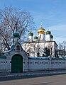Sretensky Monastery - Moscow, Russia - panoramio.jpg
