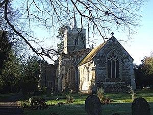 Westoning - Image: St. Mary Magdalen, Westoning geograph.org.uk 631943