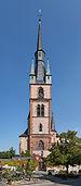 St. Valentinus, Kiedrich, West view 20140909 1.jpg