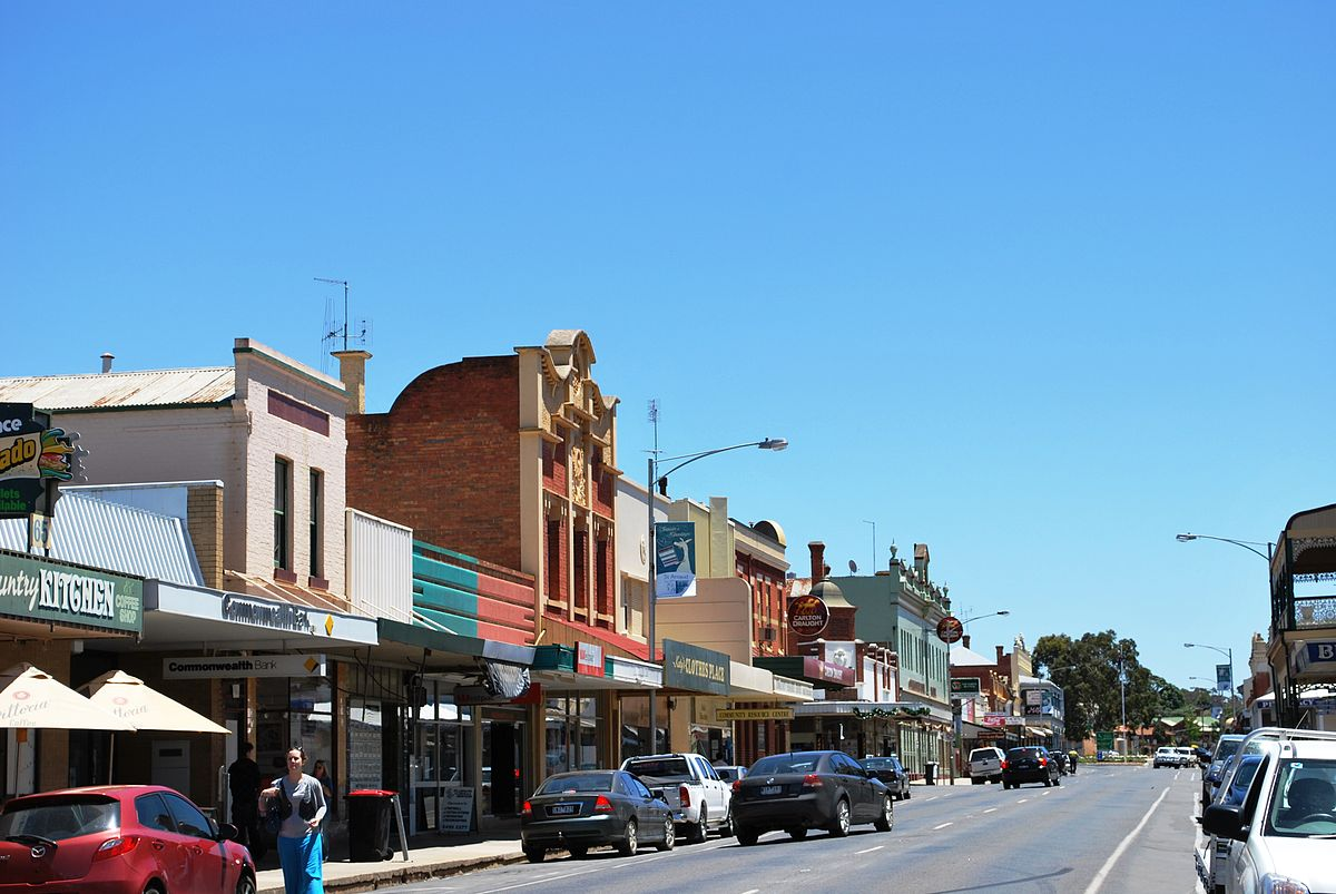 Image result for st arnaud victoria