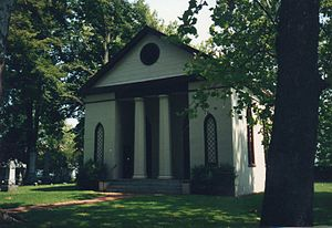 Port Royal, Virginia - St. Peter's Episcopal Church in Port Royal