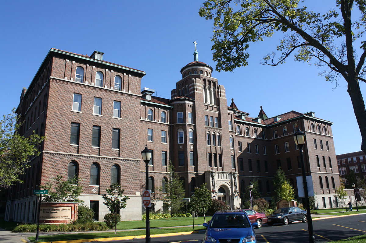 La Crosse News >> Viterbo University - Wikipedia