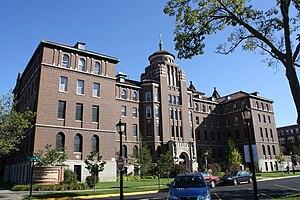 Viterbo University - Image: St Rose Convent Viterbo University
