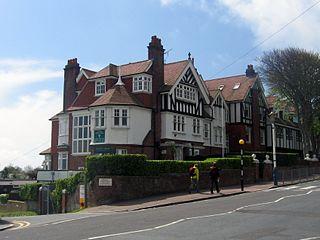 St Bedes School, Eastbourne school in East Sussex, UK