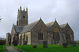 St Columb Major Church - geograph.org.uk - 1591837.jpg