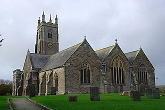 St Columb Major - St Columb Major Church